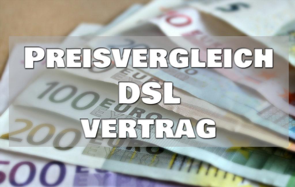 DSL Preisvergleich - Geld sparen