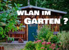 WLAN Garten